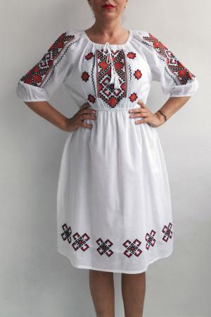 Rochie Traditionala Mirela2