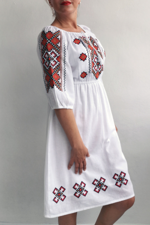 Rochie Traditionala Mirela3
