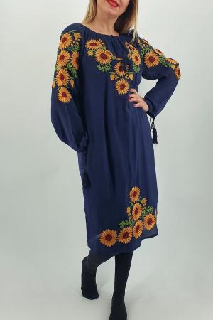 Rochie Traditionala Floarea Soarelui 30