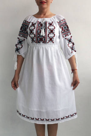 Rochie Traditionala Eleonor3