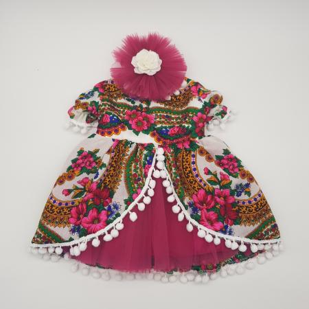 Rochita traditionala fetita Adela Maria 20