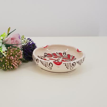 Scrumiera ceramica de corund 20