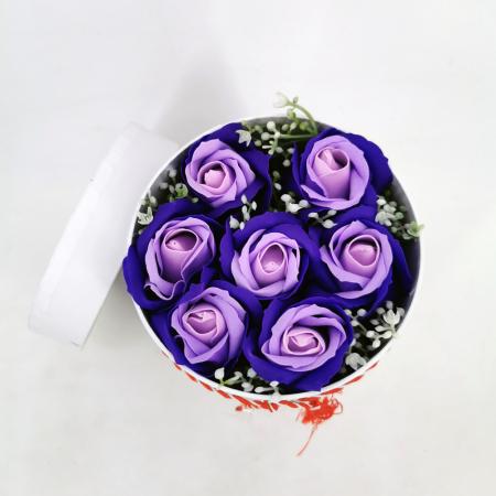 Set cadou – Trandafiri sapun 42