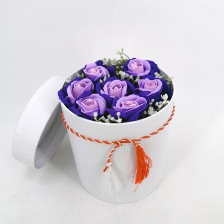 Set cadou – Trandafiri sapun 40