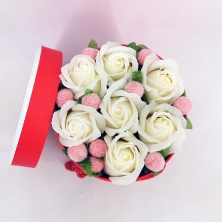 Set cadou – Trandafiri sapun 22
