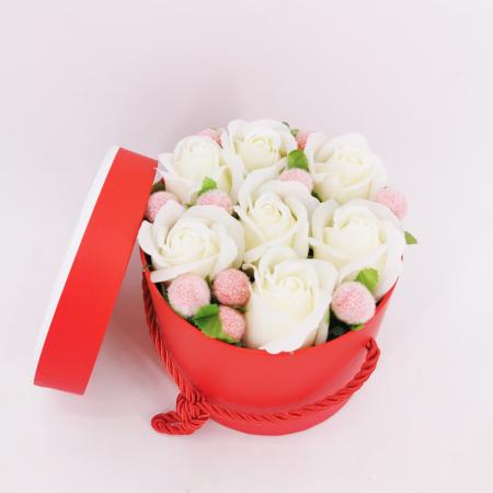Set cadou – Trandafiri sapun 20