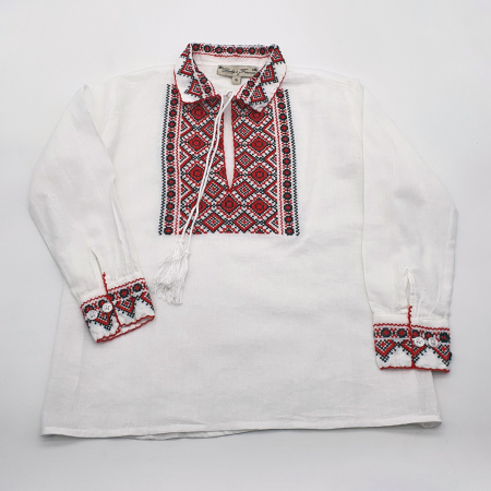 Set Traditional - Camasa Tata / Camasa fiu Carin1