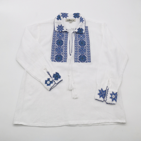 Set Traditional - Camasa Tata / Camasa fiu Manole 21