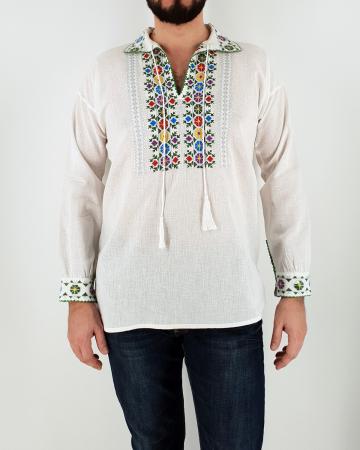 Set Traditional - Camasa Tata / Camasa fiu Cosmin [2]