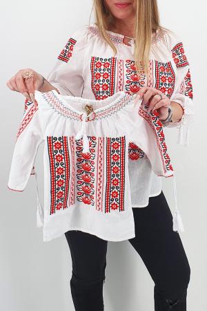 Set Traditional / IE Mama / Compleu fiica Edenia0