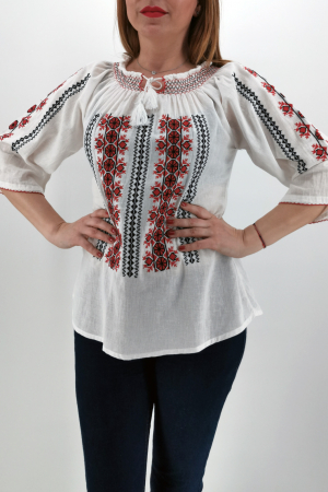 Set Traditional / IE Mama / IE fiica Flori 22
