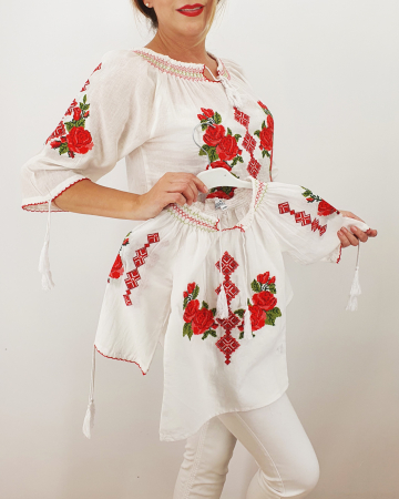 Set Traditional / IE Mama / IE fiica Trandafira 21