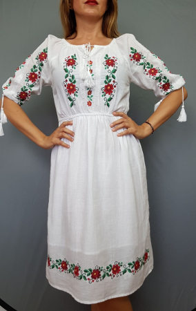 Set Traditional Mama / fiica Alana2