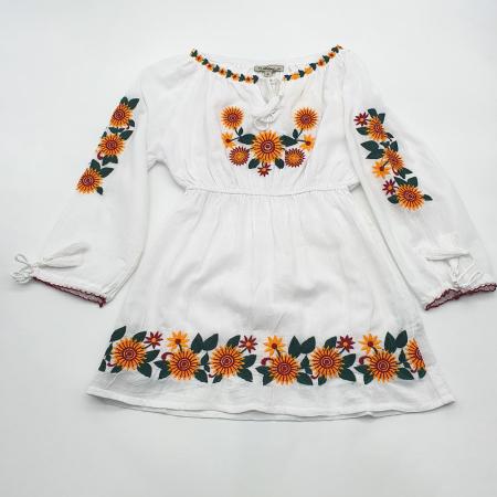 Set Traditional/IE traditionala Mama/Rochie Traditionala fiica Aliona1
