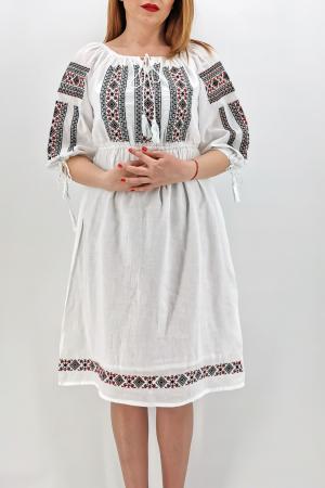 Set Traditional/Rochie traditionala Mama/IE Traditionala fiica-Sofia 23