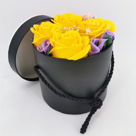 Set cadou – Trandafiri sapun4