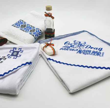 Trusou Traditional Baietel 21