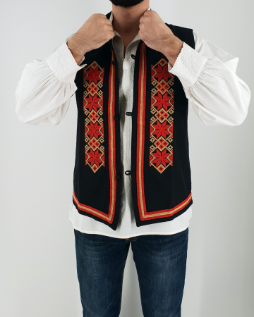 Vesta brodata Sergiu 25