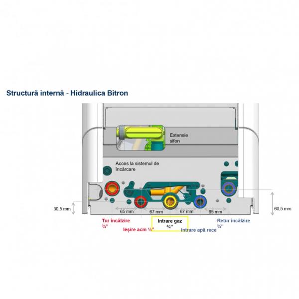 Centrala termica Buderus GB122 Logamax Plus KD H 2