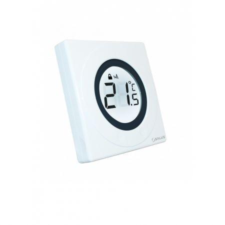 Termostat fara fir neprogramabil Salus ST320RF 0