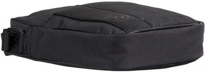 Geanta barbati Bugatti Domani, de umar, gri antracit [5]