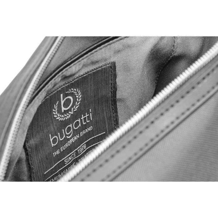 Geanta cosmetice Bugatti, Contratempo negru, pentru barbati [3]