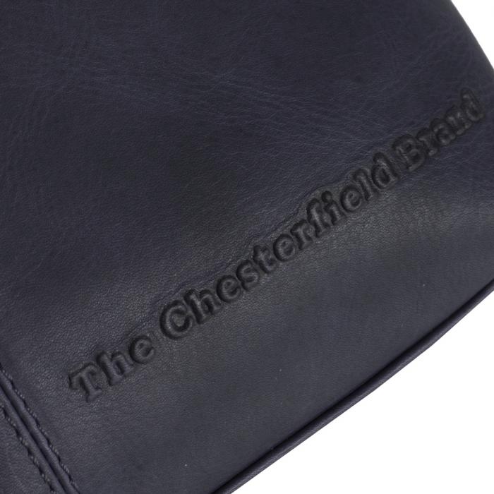 Geanta de dama din piele naturala, The Chesterfield Brand, Jen, Negru [14]