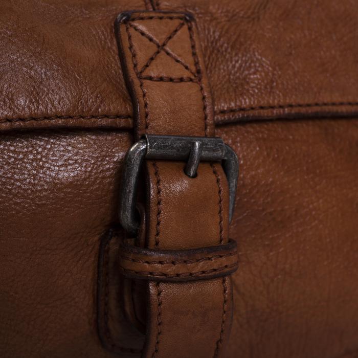 Geanta de dama din piele naturala, The Chesterfield Brand, Liv, Maro coniac [4]