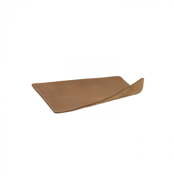 Mouse Pad din piele naturala, The Chesterfield Brand, in cutie cadou, maro coniac [3]