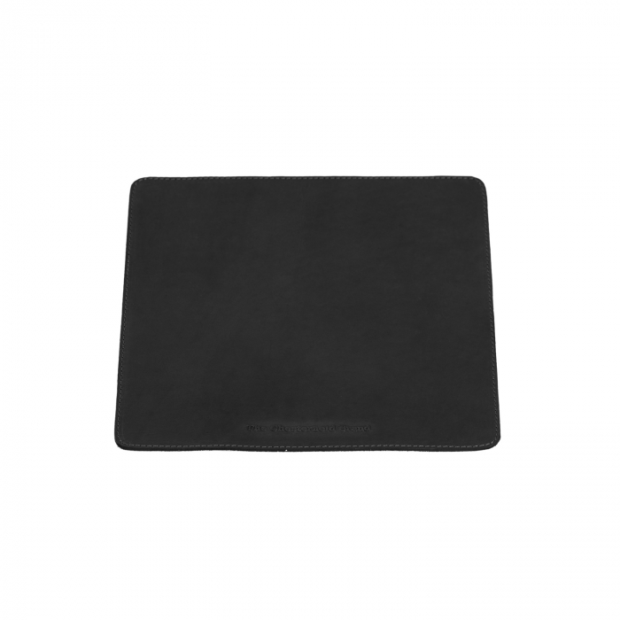 Mouse Pad din piele naturala, The Chesterfield Brand, in cutie cadou Deluxe, Negru [1]