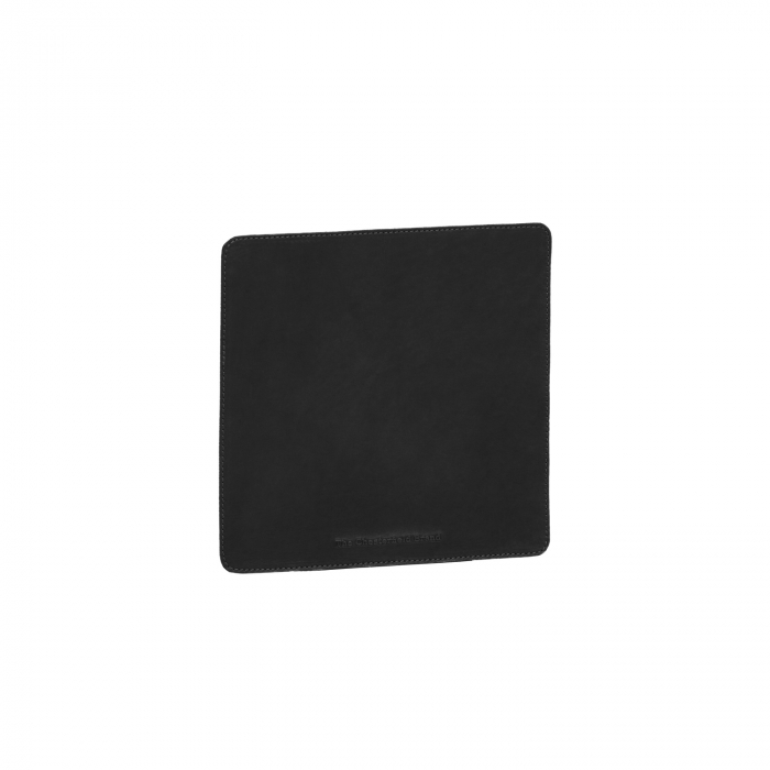 Mouse Pad din piele naturala, The Chesterfield Brand, in cutie cadou Deluxe, Negru [0]