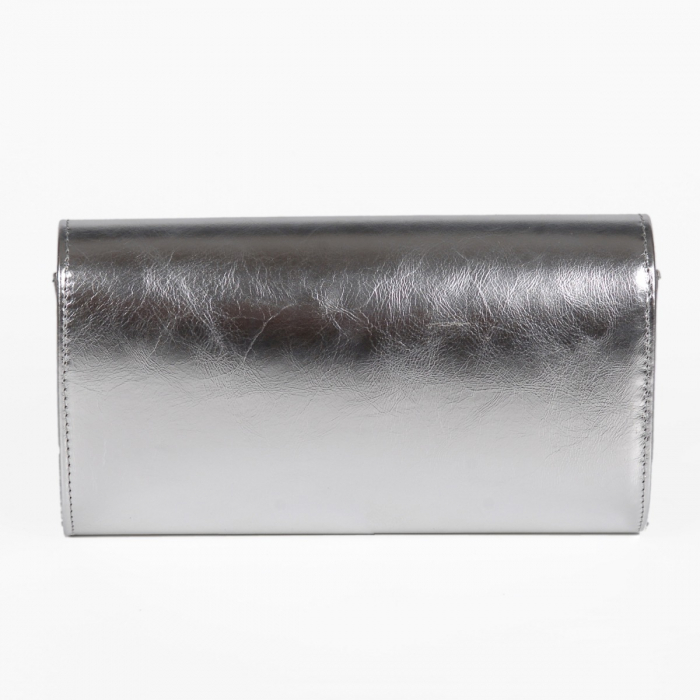 Plic argintiu din piele naturala model 07 [1]