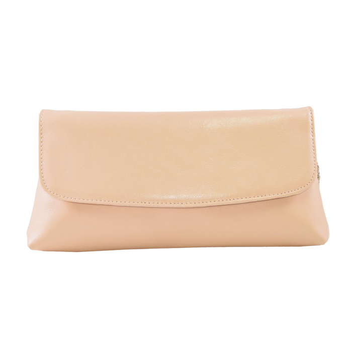 Plic din piele naturala nude 114 [1]