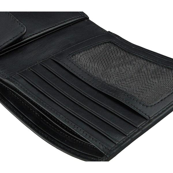 Portofel barbati, Bugatti Primo Basic negru, din piele naturala [2]