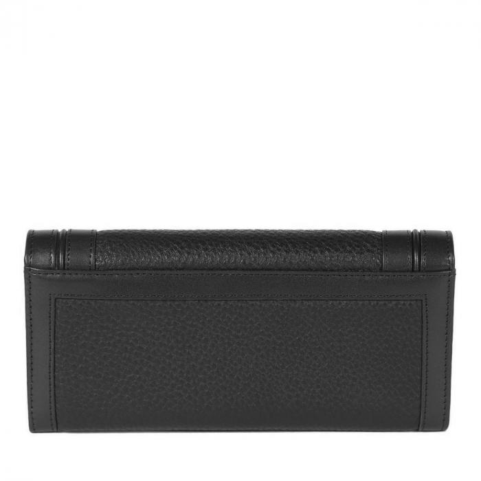 Portofel piele naturala de dama,model clasic negru Tony Belucci,  model  T614 [1]