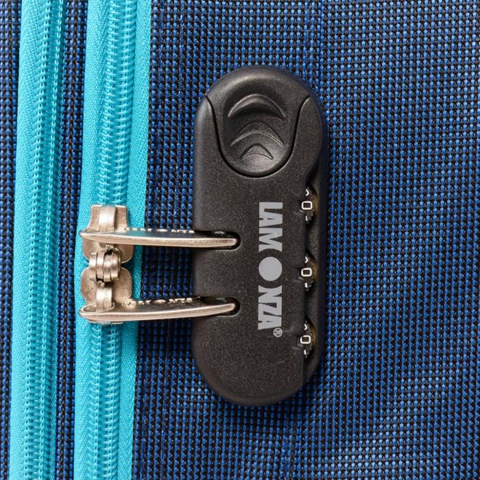 Troler mare VISION albastru cu turcoaz 74 cm [3]