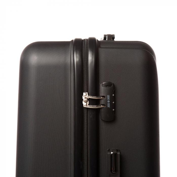 Troler mediu CIVIC negru 65 cm [2]