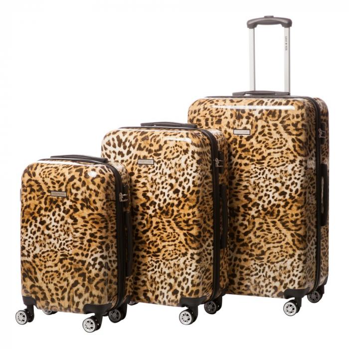 Troler mediu  LEOPARD model leopard 68 cm [6]