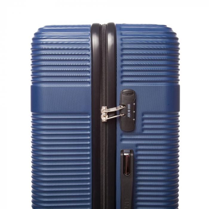 Troler mediu UPTOWN albastru 67 cm [4]