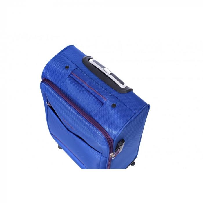 Troler mic LAVENDER albastru 55 cm [2]