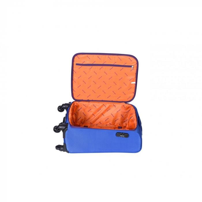 Troler mic LAVENDER albastru 55 cm [5]
