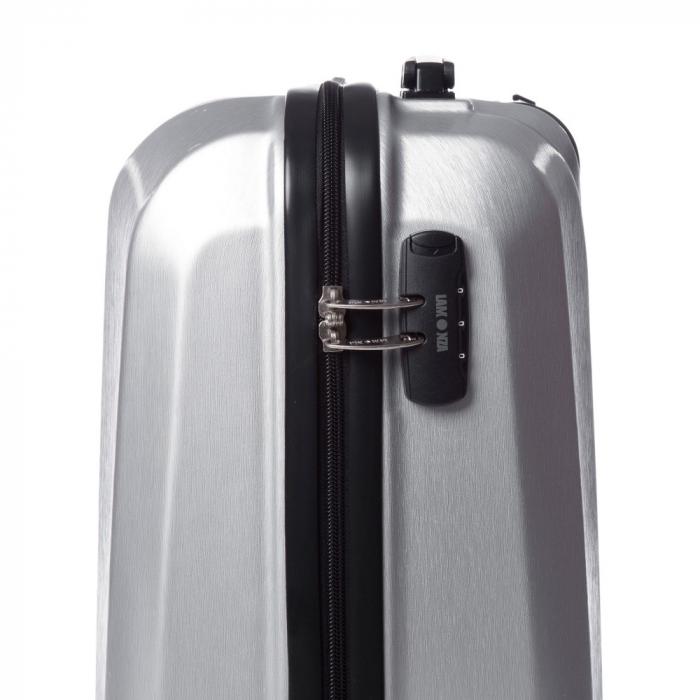 Troler mic SWANK argintiu 55 cm [2]