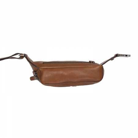 Borseta (marsupiu) de brau din piele naturala, The Chesterfield Brand, Ramiro Negru [9]