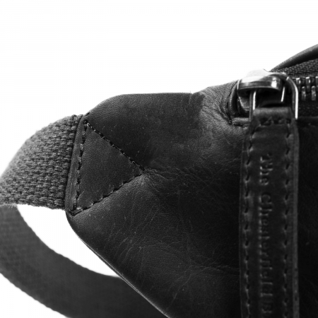 Borseta (marsupiu) de brau The Chesterfield Brand, din piele, model Eden, Negru [5]