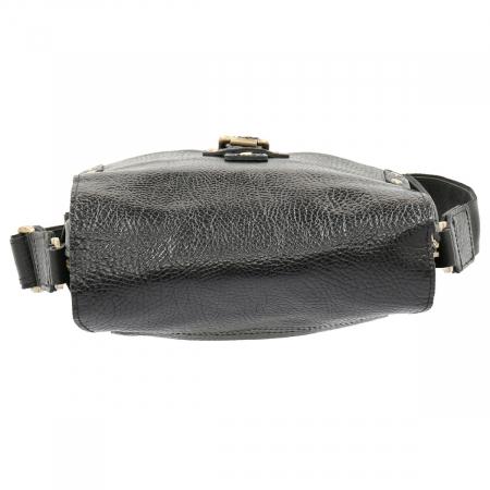 Borseta tip geanta de umar, din piele naturala neagra, model Tony Bellucci T5130 [7]