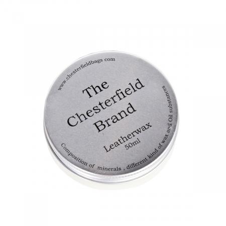 Ceara pentru piele naturala, The Chesterfield Brand, Incolor 50 ml [1]
