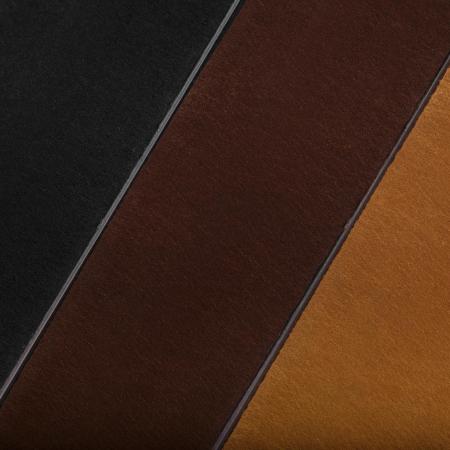 Curea The Chesterfield Brand din piele maro inchis, pentru blugi, Allendale [5]