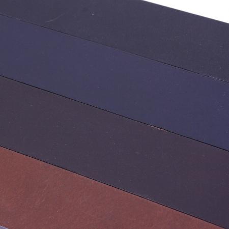 Curea The Chesterfield Brand, pentru blugi, din piele naturala bleumarin, Brandon [4]