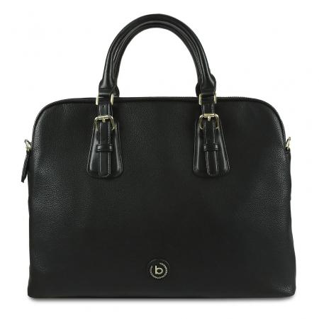 Geanta dama business Bugatti Passione negru6