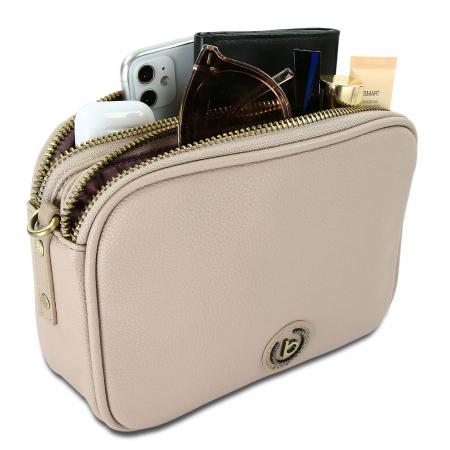 Geanta dama crossbody Passione taupe, Bugatti [3]